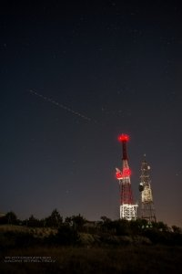 Фото ночной Феодосии #2346