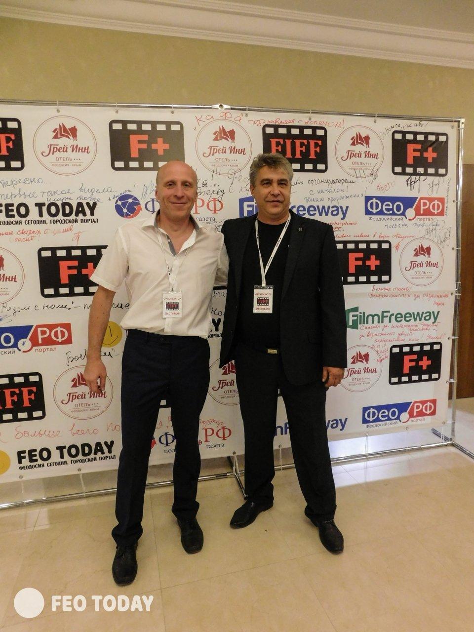 Фото фестиваля кино в Феодосии #4528