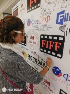 Фото фестиваля кино в Феодосии #4525
