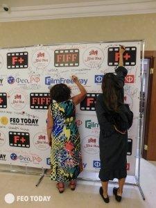 Фото фестиваля кино в Феодосии #4526
