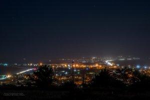 Фото ночной Феодосии #2344
