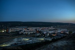 Фото ночной Феодосии #2348