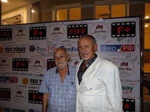 Фото фестиваля кино в Феодосии #4644