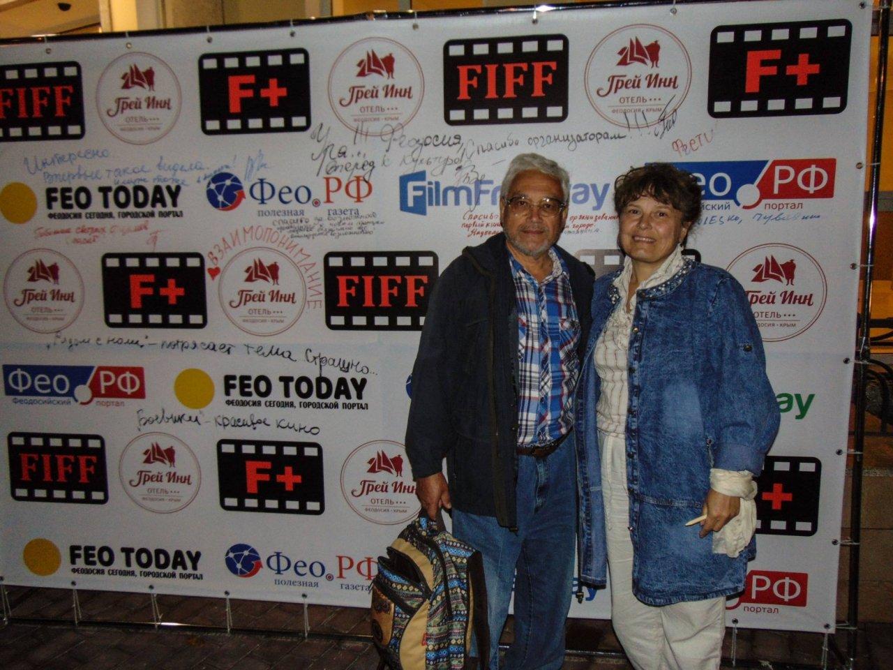 Фото фестиваля кино в Феодосии #4637