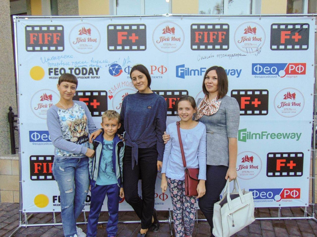 Фото фестиваля кино в Феодосии #4630