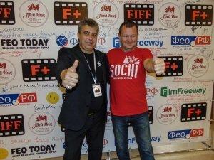 Фото фестиваля кино в Феодосии #4649