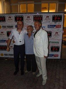 Фото фестиваля кино в Феодосии #4646