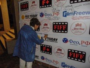 Фото фестиваля кино в Феодосии #4636