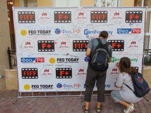 Фото фестиваля кино в Феодосии #4641
