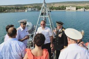 День ВМФ в Феодосии #13782
