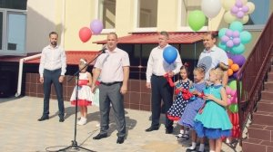 Открытие нового детского сада в Феодосии #13975