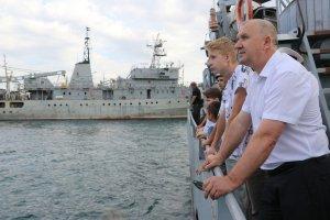 День ВМФ России в Феодосии #15283