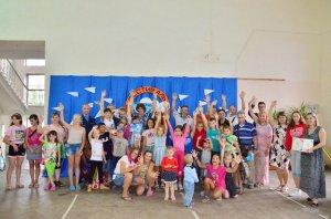 V Приморский фестиваль бумажных самолётиков #15169