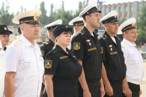 День ВМФ России в Феодосии #15279