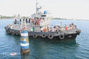 День ВМФ в Феодосии #13774