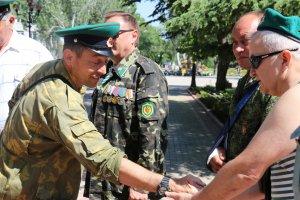День пограничника в Феодосии #14880