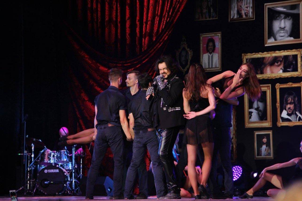 Фото концерта «Я Филипп Киркоров» в Феодосии #429
