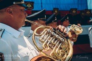 Концерт военного оркестра #12456