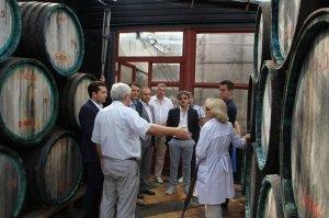 Фото экскурсии на коктебельский винный завод #224