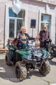 Открытие автомотошколы в Феодосии #8014