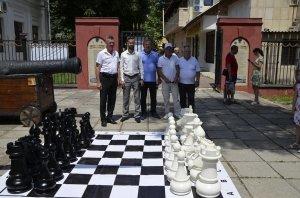Фото шахматного фестиваля в Феодосии #149