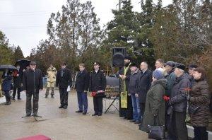 Фото траурной церемонии захоронения останков 35 бойцов Крымского фронта #6164