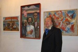 Фото открытия выставки «Море и любовь не терпят педантов» в Феодосии #1149