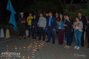 Акция «Зажги огонь в своем сердце» в Феодосии #10912