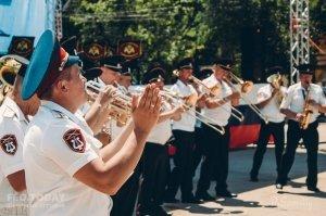 Концерт военного оркестра #12442