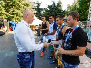 Фото турнира по армрестлингу в Феодосии #1283