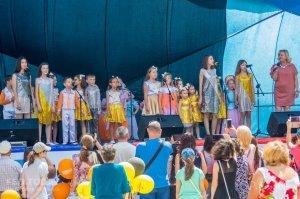 День защиты детей в Феодосии #11968