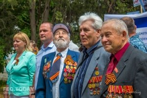 Празднование Дня Победы в Приморском #10620