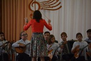 Фото новогоднего концерта в музыкальной школе №1 Феодосии #6372
