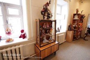 Выставка кукол. Музей Грина #7551