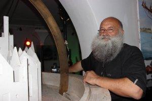 Фото открытия выставки «Море и любовь не терпят педантов» в Феодосии #1142