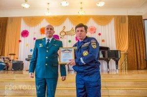 Награждение Феодосийских спасателей #8862
