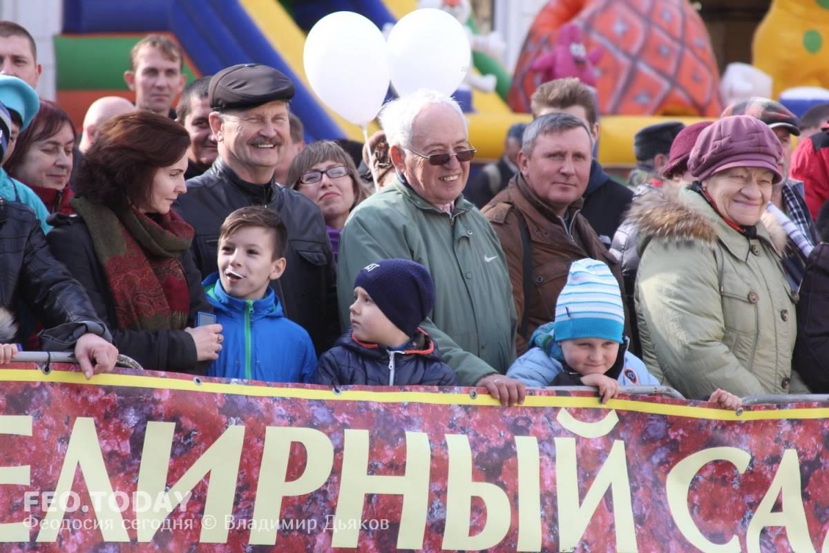 Силовой экстрим «Богатыри Крыма — 2018» #7529