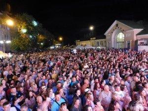 Фото концерта на День города 2017 и юбилей Айвазовского в Феодосии #2306