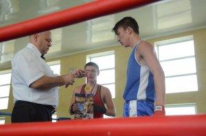 Фото XXI Республиканского турнира по боксу памяти Ефимова В.Ф в Феодосии #5702
