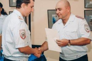 300-летие полиции в Феодосии #12241
