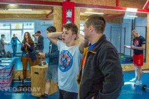 Заруба в Феодосии, турнир по CrossFit #8642