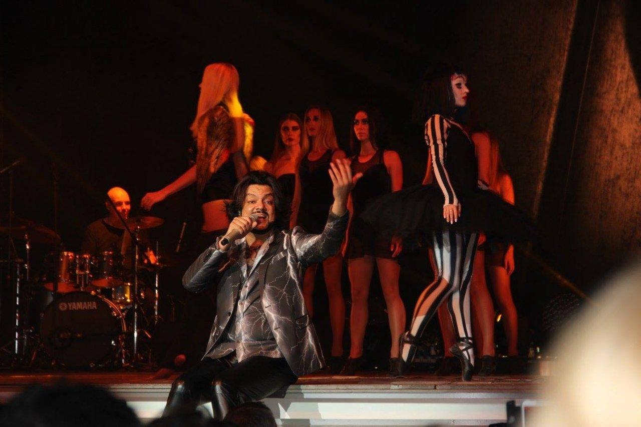 Фото концерта «Я Филипп Киркоров» в Феодосии #434