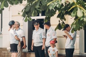 300-летие полиции в Феодосии #12227