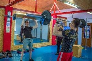 Заруба в Феодосии, турнир по CrossFit #8655