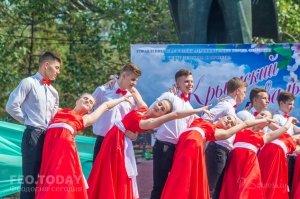«Крымский вальс» в Феодосии #9872