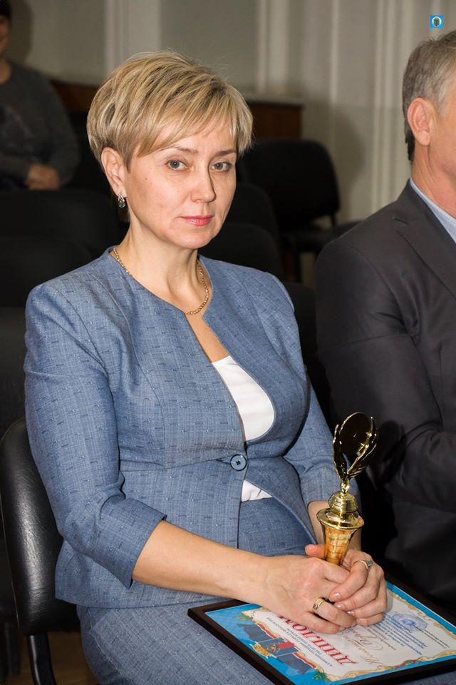 Фото награждения лучших предпринимателей Феодосии #5832