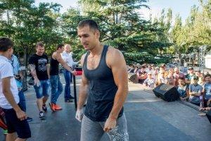 Фото турнира по армрестлингу в Феодосии #1285
