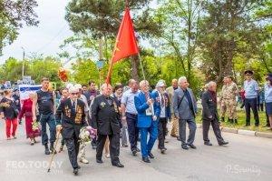 Празднование Дня Победы в Приморском #10626