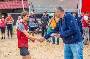 Чемпионат по волейболу «Атлантик» #11812