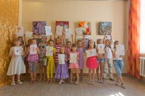 Фото выставки «Ангелы, к которым можно прикоснуться» в Феодосии #3876